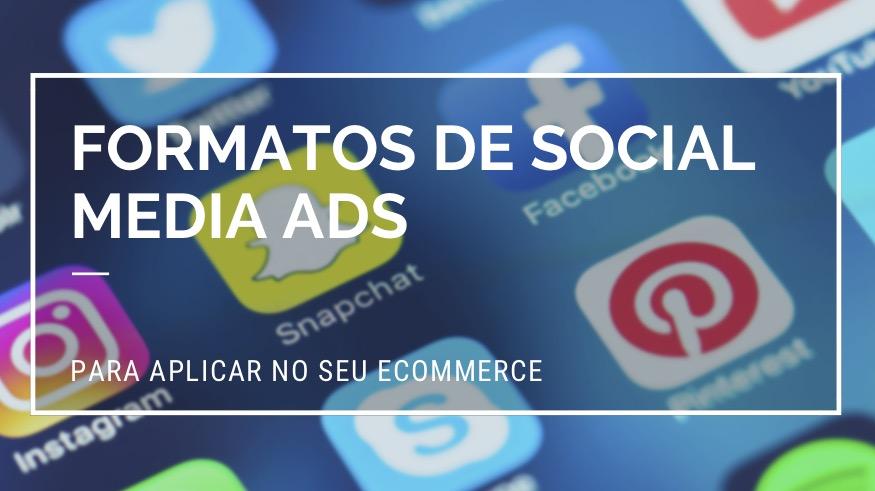 Formatos de Social Media Ads